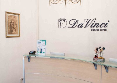 DaVinci Dental Clinic – Constanta